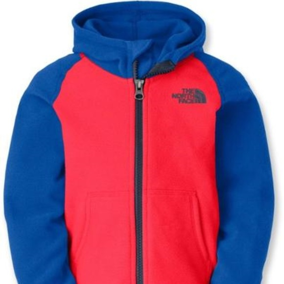 The North Face Other - North Face Glacier Full-zip Fleece Hoodie